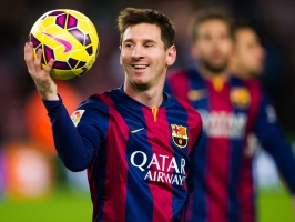 Kỷ lục không tưởng chờ Messi xô đổ ở CLB Barcelona