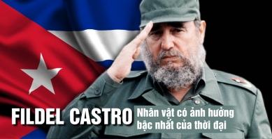 Kỷ lục đáng khâm phục của lãnh tụ Fidel Castro