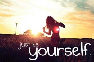 điều cần làm để được sống là chính mình