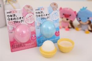 Sản phẩm khử mùi của Nhật được chị em ưa chuộng nhất hiện nay