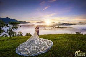 địa điểm chụp ảnh cưới đẹp và lãng mạn nhất tại Lâm Đồng