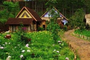 Ngôi làng đẹp nhất Việt Nam