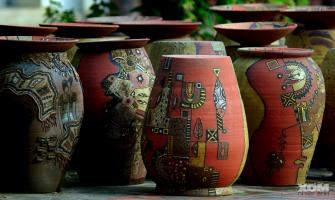 Làng gốm truyền thống tại Việt Nam