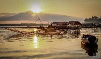 Làng chài phong cảnh đẹp và lãng mạn nhất ở Việt Nam