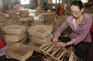 Làng nghề mây tre đan nổi tiếng nhất Việt Nam