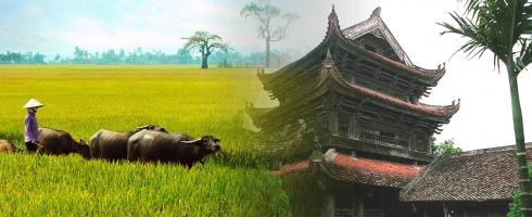 Làng nghề ở Thái Bình