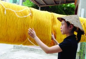 Làng nghề nổi tiếng ở Nam Định