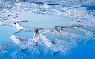 điểm du lịch có vẻ đẹp siêu thực trên thế giới