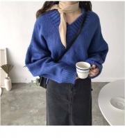 Shop bán áo len nữ cổ tim đẹp nhất ở Hà Nội