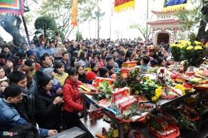 Ngôi chùa cầu may đầu xuân linh thiêng nhất tại Hà Nội