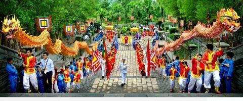 Lễ hội đặc sắc nhất tại Bắc Ninh