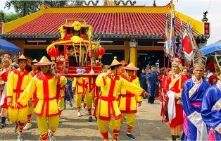 Lễ hội đặc sắc nhất Thái Bình