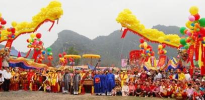 Lễ hội đầu năm lớn nhất ở miền Bắc không nên bỏ qua