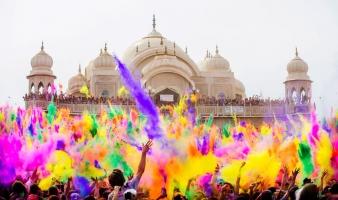 Lễ hội văn hóa truyền thống đặc sắc nhất của Ấn Độ
