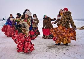 Lễ hội mùa đông độc đáo nhất trên thế giới