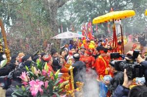 Lễ hội mùa xuân ở Việt Nam