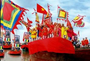 Lễ hội truyền thống nổi tiếng nhất ở Đông Anh, Hà Nội