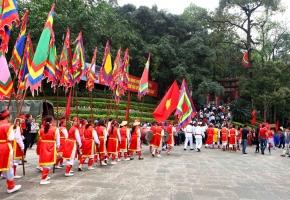 Lễ hội truyền thống nổi tiếng nhất Việt Nam