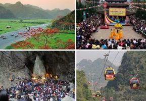 Lễ hội Xuân được yêu thích nhất tại Việt Nam