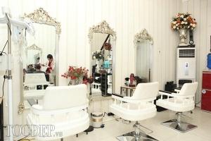 địa chỉ làm tóc xoăn đẹp và rẻ ở Hà Nội
