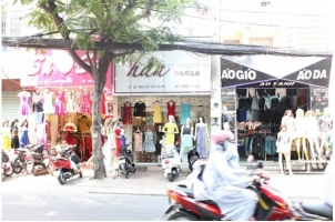 Con đường mua sắm nổi tiếng nhất Sài Gòn