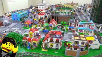 Lego city giá rẻ, chất lượng tốt, được nhiều trẻ em yêu thích nhất