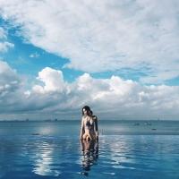 Bể bơi vô cực thu hút giới trẻ nhất ở Việt Nam