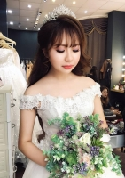 Tiệm trang điểm cô dâu đẹp nhất Hạ Long
