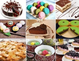 Loại bánh ngọt nổi tiếng thế giới