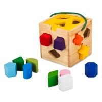 Loại đồ chơi an toàn nhất cho bé