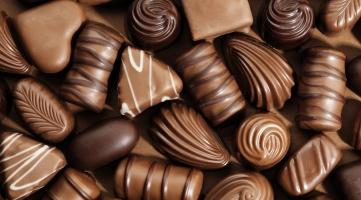 Loại kẹo chocolate Noel đặc biệt cho mùa Giáng sinh