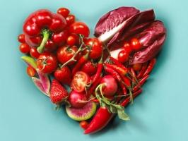 Loại rau quả có màu đỏ có lợi cho sức khỏe nhất