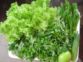 Loại rau thơm nên có trong bữa cơm hằng ngày