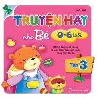 Loại sách truyện hay cha mẹ nên mua cho bé