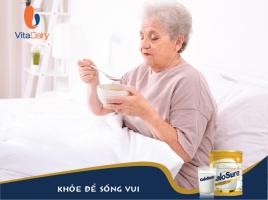 Loại sữa dành cho người bệnh, người mới ốm dậy tốt nhất hiện nay