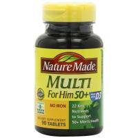 Loại vitamin tốt nhất dành cho nam giới hiện nay