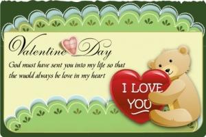 Lời chúc nhân ngày 14/2  Lễ tình nhân Valentine tặng người yêu, vợ, bạn gái