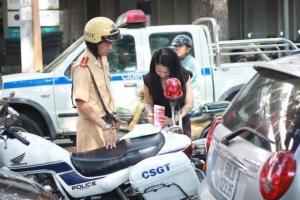 Lỗi giao thông nhỏ nhưng bị phạt nặng mà bạn nên biết