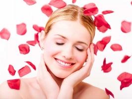 Lợi ích của hoa hồng dành cho phái đẹp
