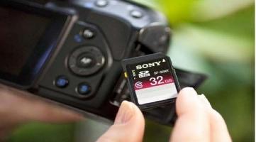 Lời khuyên bổ ích nhất cho người dùng thẻ nhớ máy ảnh