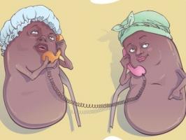 Lời khuyên dinh dưỡng cho người bị sỏi thận mau khỏi bệnh