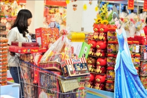Lời khuyên mua sắm Tết tiết kiệm mà vẫn đầy đủ cho gia đình