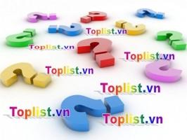 Lỗi thường mắc phải nhất khi viết bài trên Toplist.vn