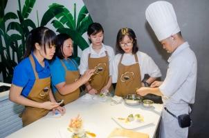Lớp học nấu ăn ngon và chuyên nghiệp nhất tại TP. HCM