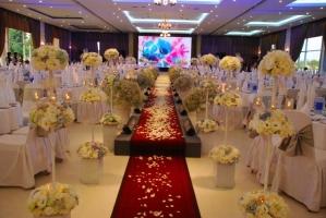 Nhà hàng tổ chức tiệc cưới nổi tiếng nhất tại Bình Dương