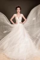 Lưu ý quan trọng dành cho cô dâu khi chọn và may váy cưới