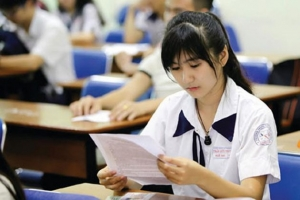 Lưu ý quan trọng nhất cho thí sinh thi THPT Quốc gia và xét tuyển đại học năm 2018