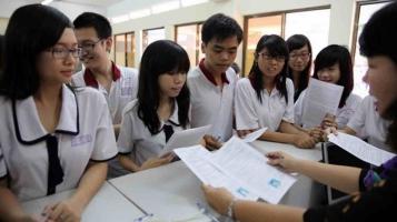 Điều kiện thí sinh xét tuyển đại học đợt 2 năm 2017