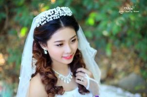 Tiệm trang điểm cô dâu đẹp nhất Vũng Tàu