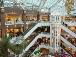 Trung tâm thương mại sang trọng nhất thế giới